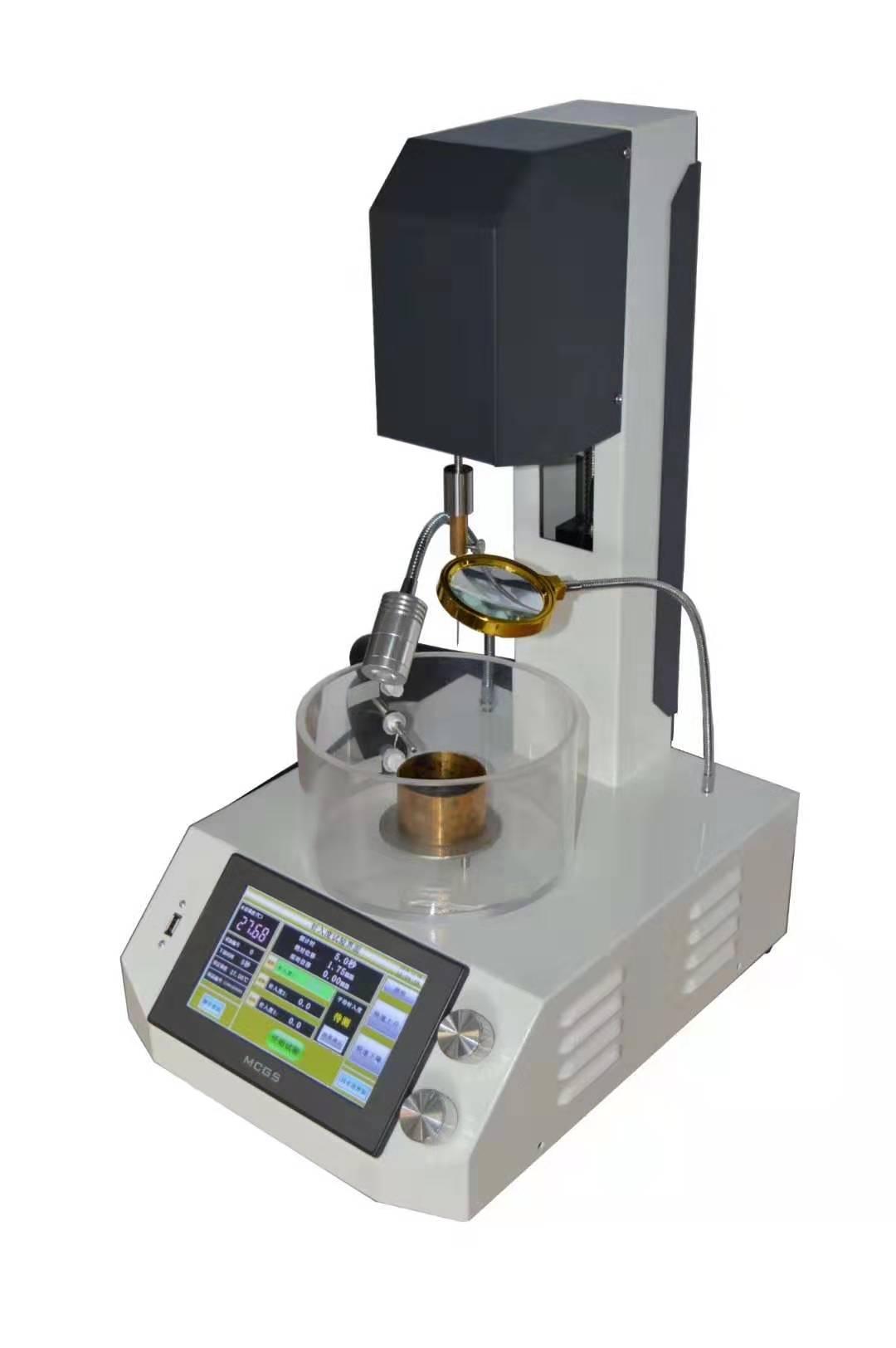 HSY-3382D导热硅脂自动锥入度测定仪